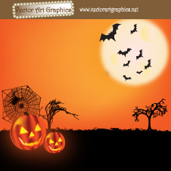 Halloween Vector Art