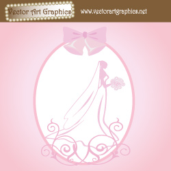 Royalty Free Wedding Art - Bride, Wedding Bells, Wedding Dress